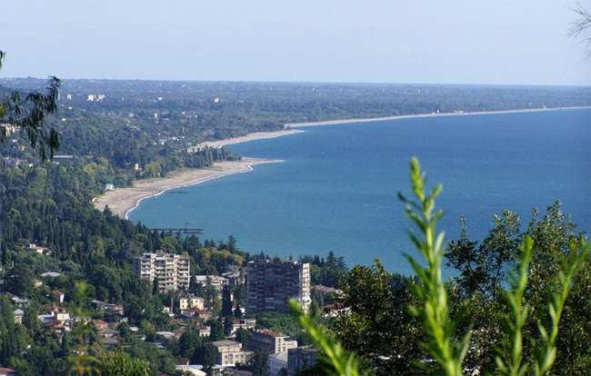 Есть ли туризм в абхазии да