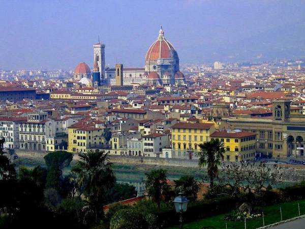 о международном туризме Италии