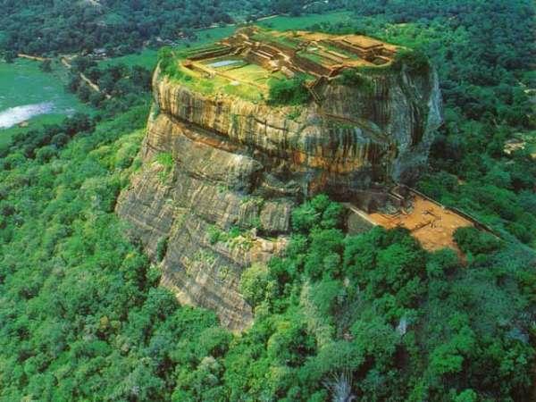Шри Ланка. Сигирия