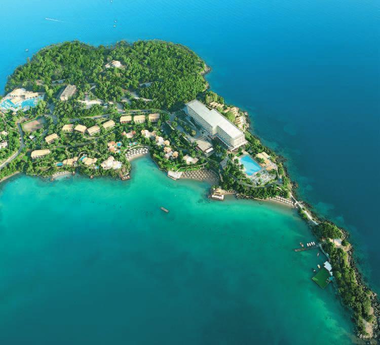 Остров Корфу является некой визитной карточкой Греции.